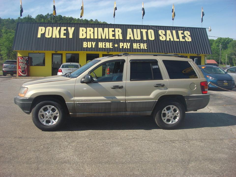 2000 Jeep Grand Cherokee  - 5596TD  - Pokey Brimer