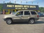 2000 Jeep Grand Cherokee  - Pokey Brimer