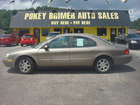 2002 Mercury Sable  for Sale  - 6961  - Pokey Brimer