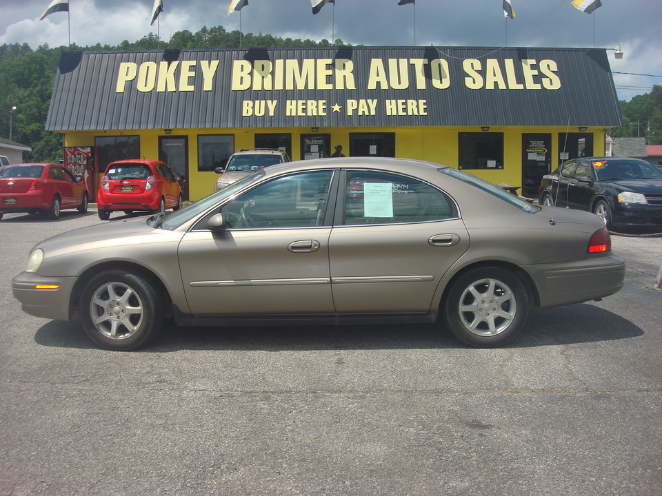 2002 Mercury Sable  - 6961  - Pokey Brimer