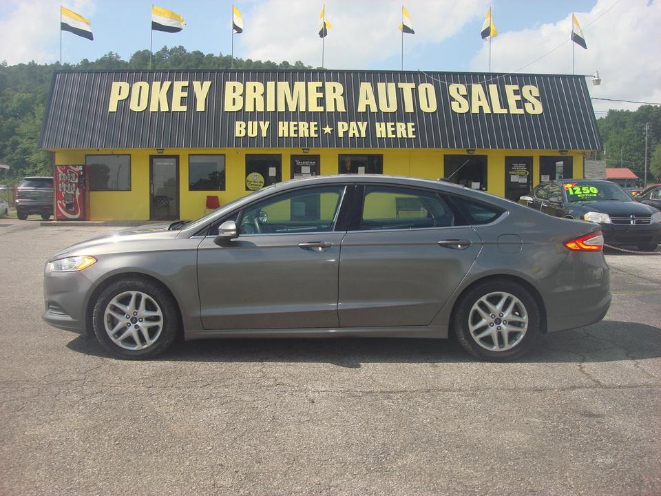 2014 Ford Fusion  - Pokey Brimer
