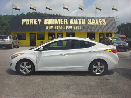 2013 Hyundai Elantra  for Sale  - 7186  - Pokey Brimer