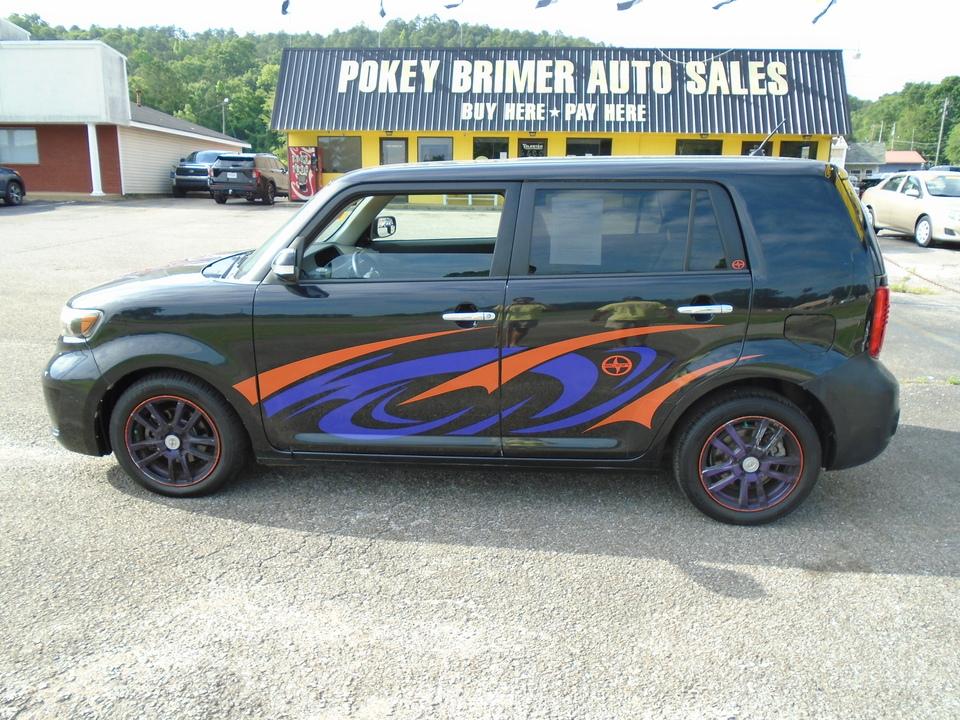 2008 Scion xB  - Pokey Brimer