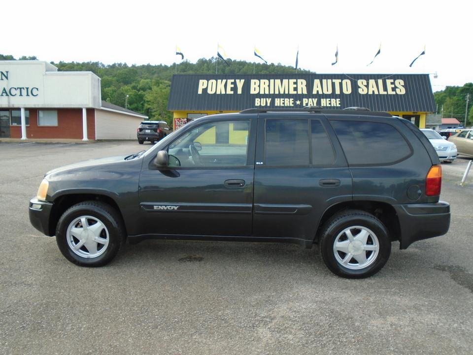 2003 GMC Envoy  - 6068  - Pokey Brimer