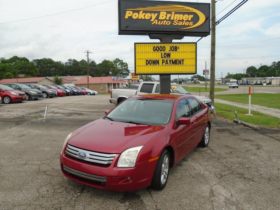 2007 Ford Fusion  - 7271  - Pokey Brimer