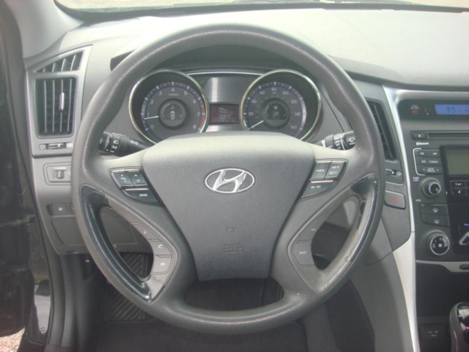 2011 Hyundai Sonata  - Pokey Brimer