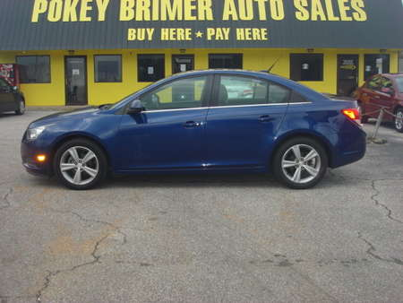 2013 Chevrolet Cruze  for Sale  - 6664  - Pokey Brimer