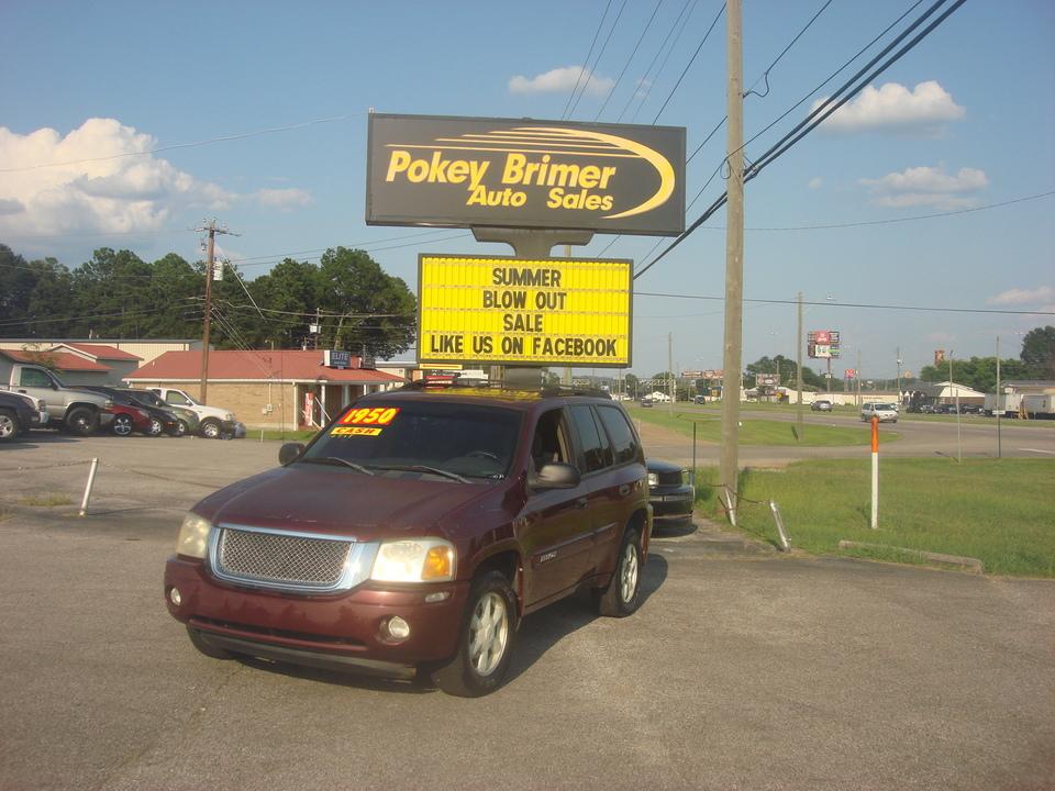 2004 GMC Envoy  - Pokey Brimer