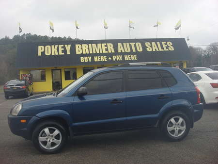 2005 Hyundai Tucson  for Sale  - 6425TB  - Pokey Brimer