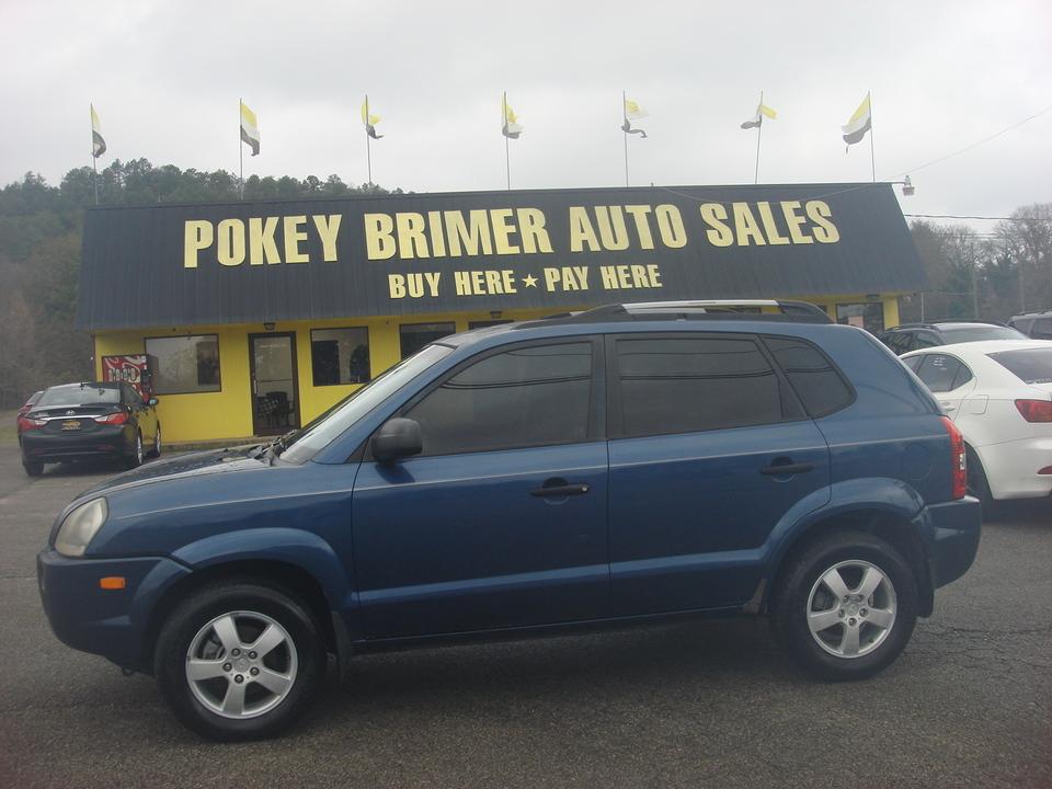 2005 Hyundai Tucson  - 6425TB  - Pokey Brimer