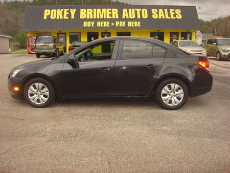 2014 Chevrolet Cruze  for Sale  - 6645  - Pokey Brimer