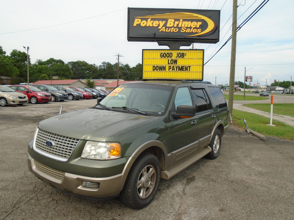 2003 Ford Expedition  - 6405  - Pokey Brimer