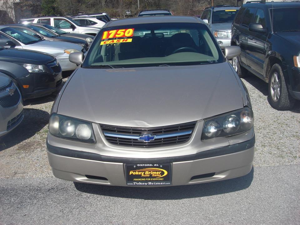 2003 Chevrolet Impala  - 5925  - Pokey Brimer