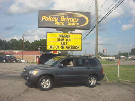 2002 Toyota Highlander  for Sale  - 6832  - Pokey Brimer