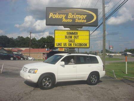 2005 Toyota Highlander  for Sale  - 6312  - Pokey Brimer