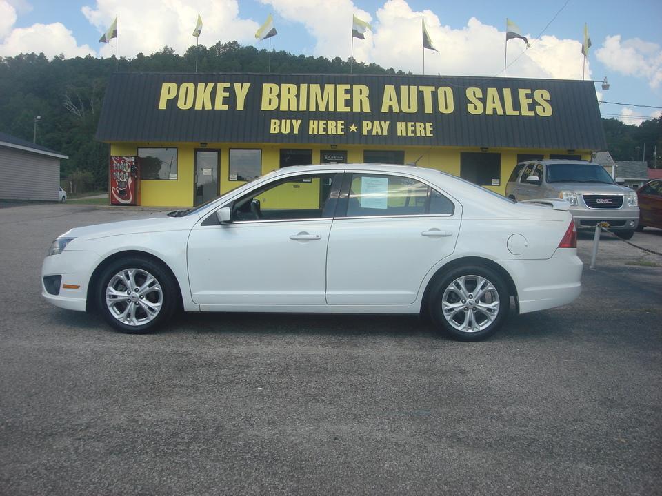 2012 Ford Fusion  - 6747  - Pokey Brimer