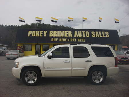 2008 Chevrolet Tahoe  for Sale  - 7166  - Pokey Brimer