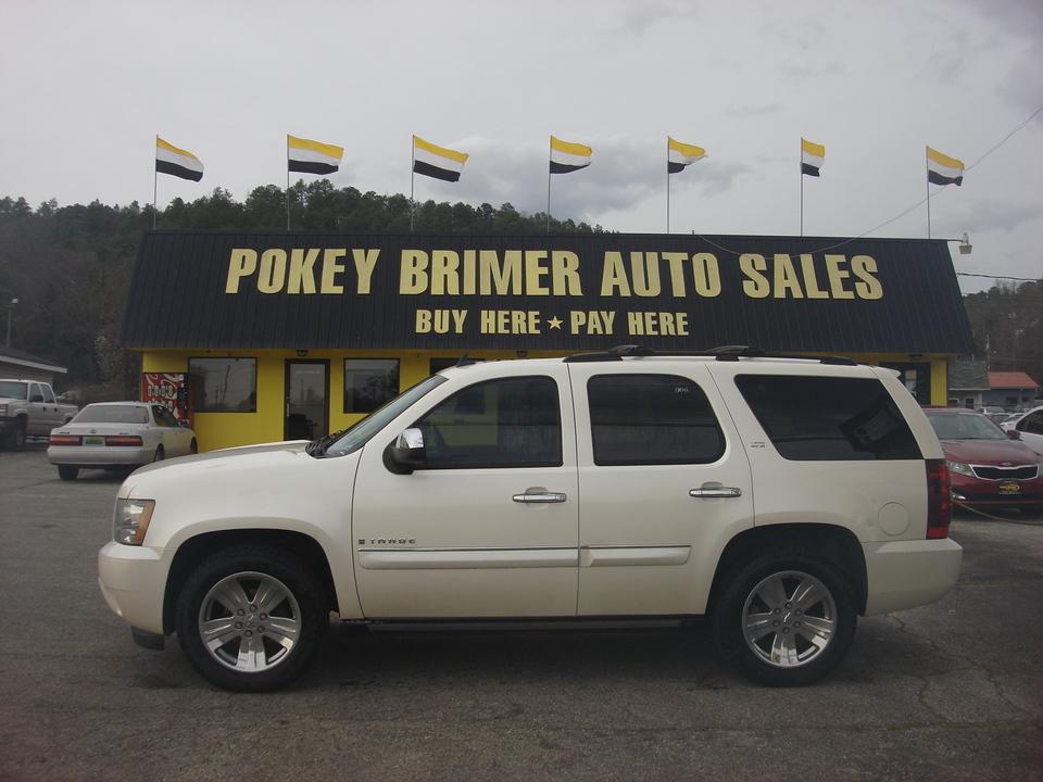 2008 Chevrolet Tahoe  - 7166  - Pokey Brimer