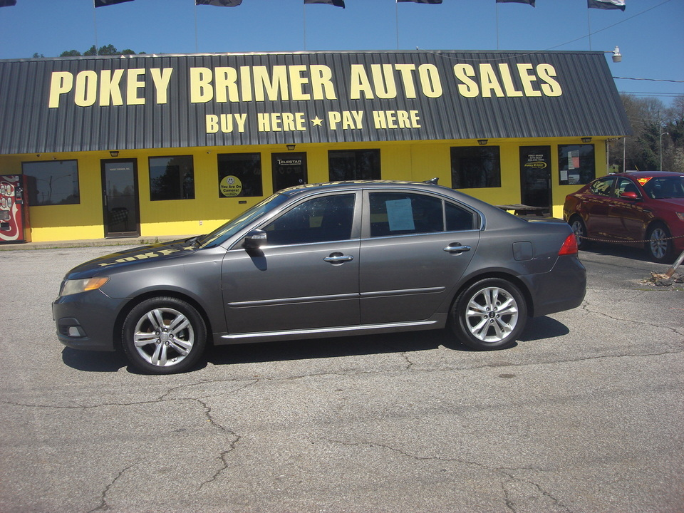 2009 Kia Optima  - 6005  - Pokey Brimer