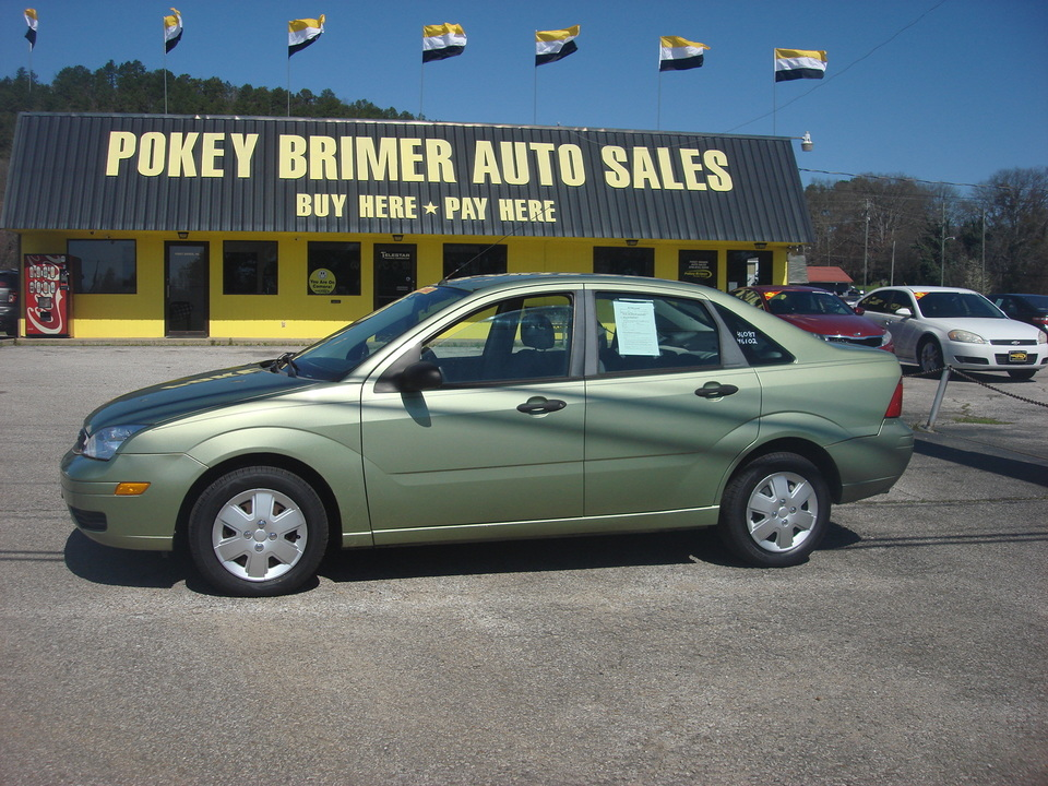 2007 Ford Focus  - 7198  - Pokey Brimer