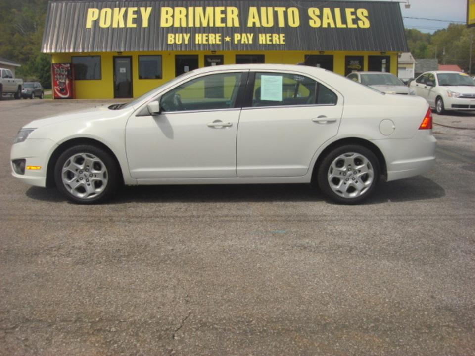 2011 Ford Fusion  - Pokey Brimer