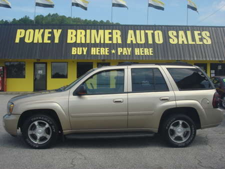 2006 Chevrolet TrailBlazer  for Sale  - 6432FA  - Pokey Brimer