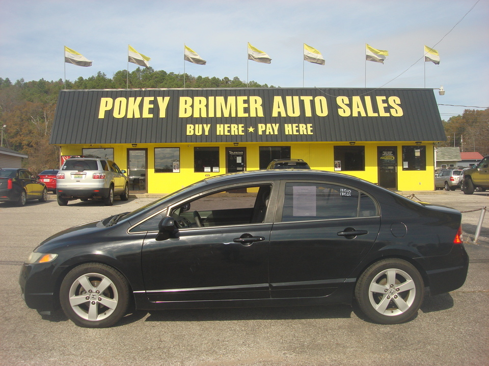 2009 Honda Civic  - Pokey Brimer