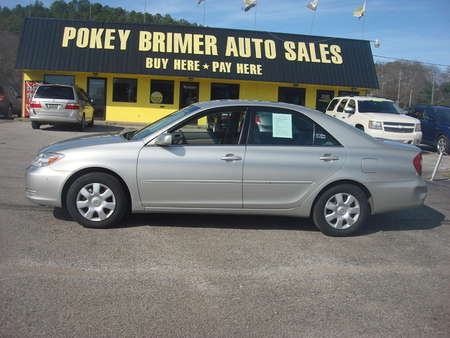 2002 Toyota Camry  for Sale  - 7210  - Pokey Brimer