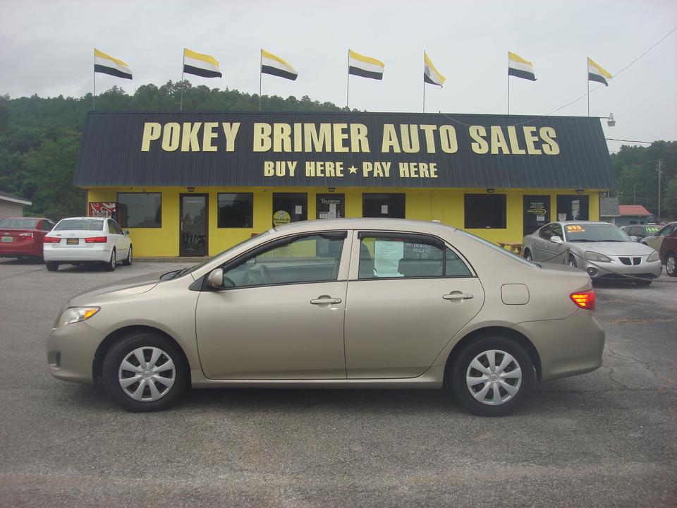 2009 Toyota Corolla  - Pokey Brimer