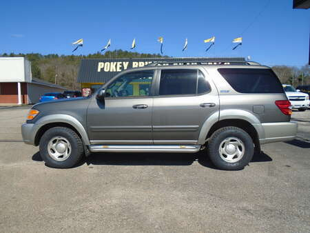 2003 Toyota Sequoia - 3RD ROW SEATING for Sale  - 6998  - Pokey Brimer