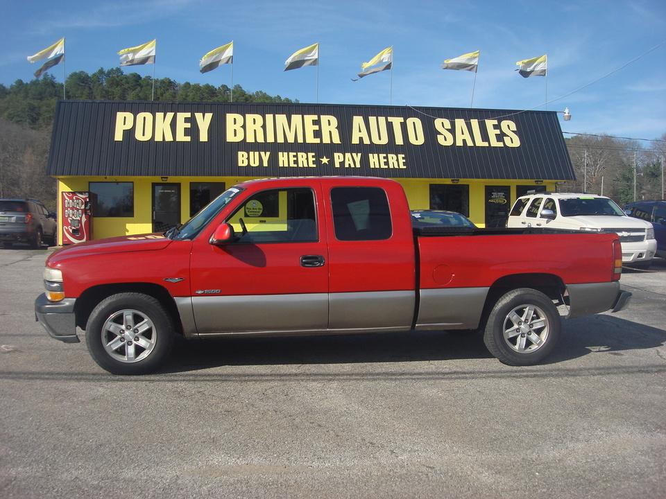 1999 Chevrolet Silverado 1500  - 7099  - Pokey Brimer