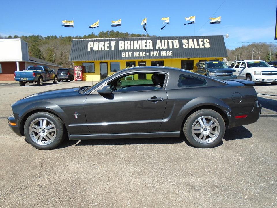 2007 Ford Mustang  - Pokey Brimer