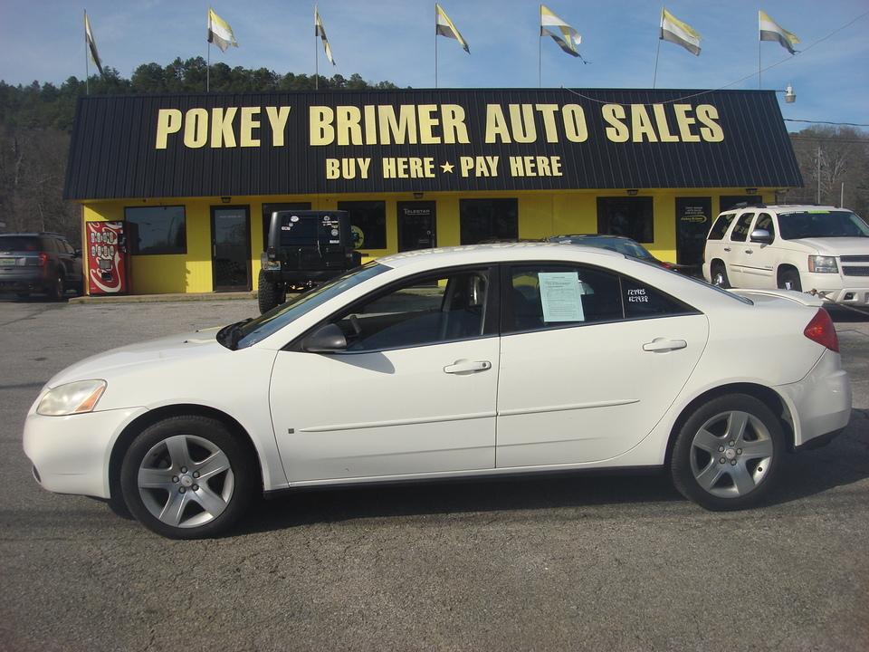 2007 Pontiac G6  - 7249  - Pokey Brimer