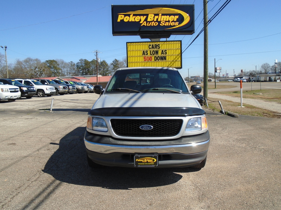 2001 Ford F-150  - Pokey Brimer