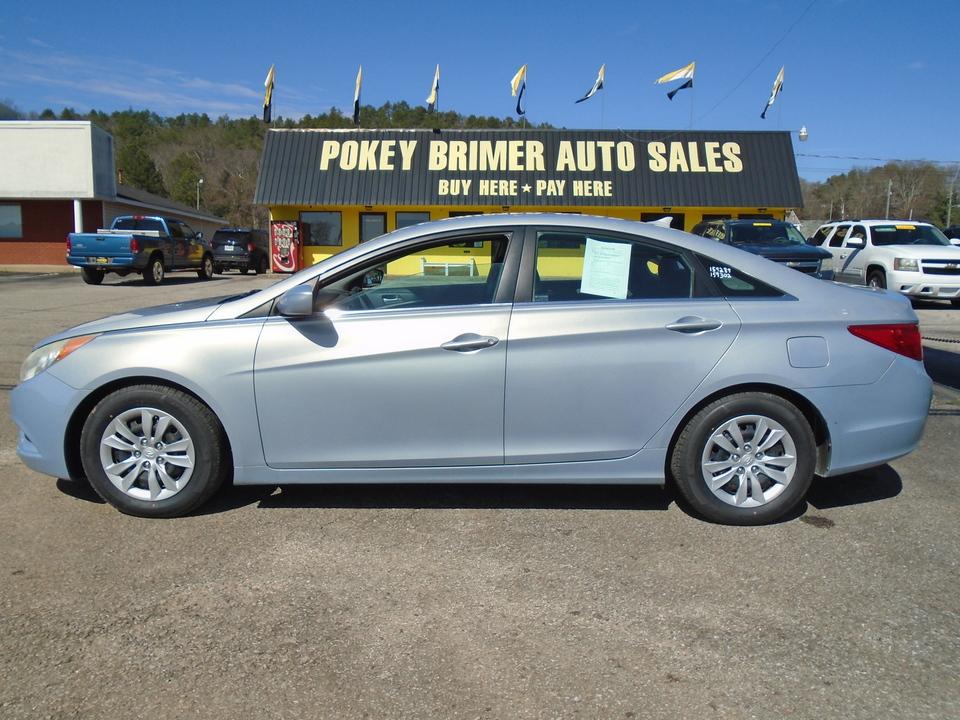 2011 Hyundai Sonata  - 7381  - Pokey Brimer