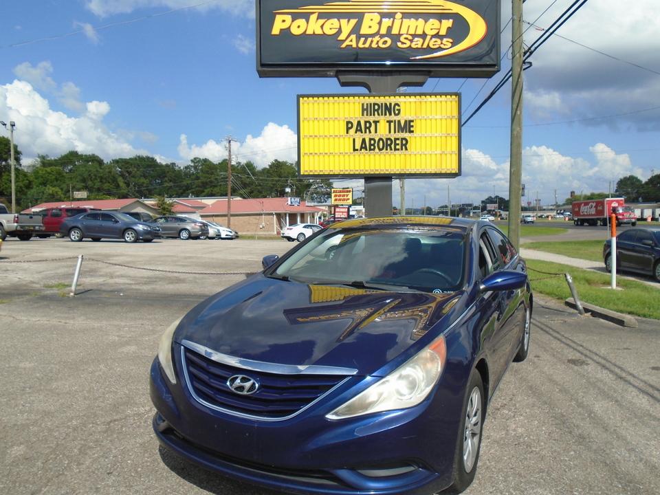 2011 Hyundai Sonata  - 7512  - Pokey Brimer