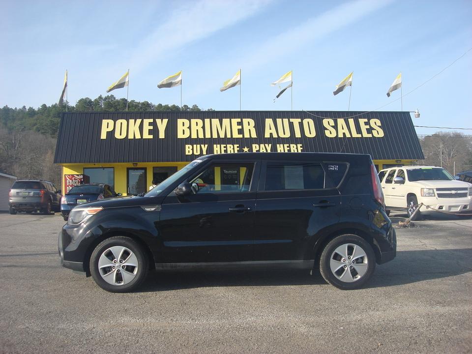 2014 Kia Soul  - 7130  - Pokey Brimer