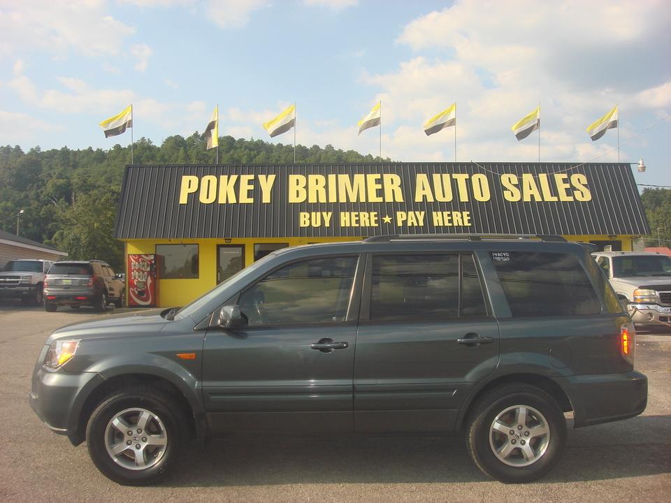 2007 Honda Pilot  - 6962  - Pokey Brimer