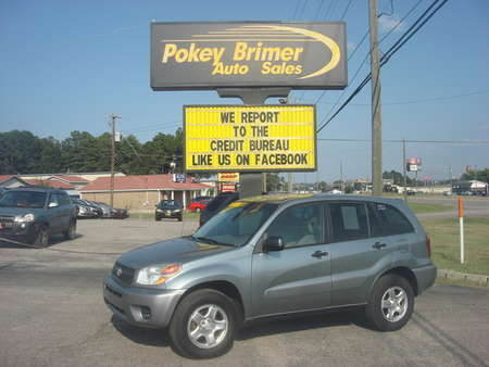 2004 Toyota Rav4  for Sale  - 7014  - Pokey Brimer