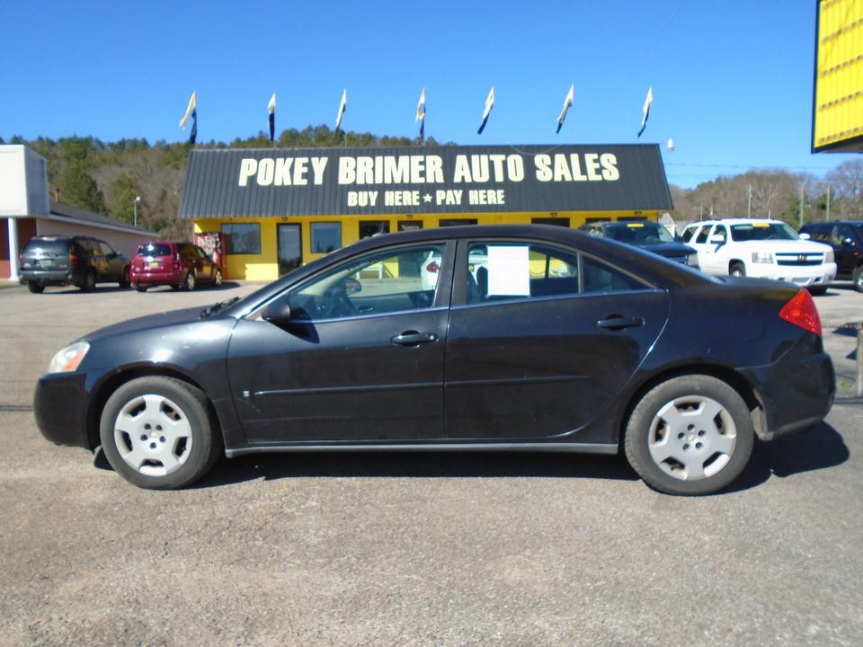2008 Pontiac G6  - 6957  - Pokey Brimer