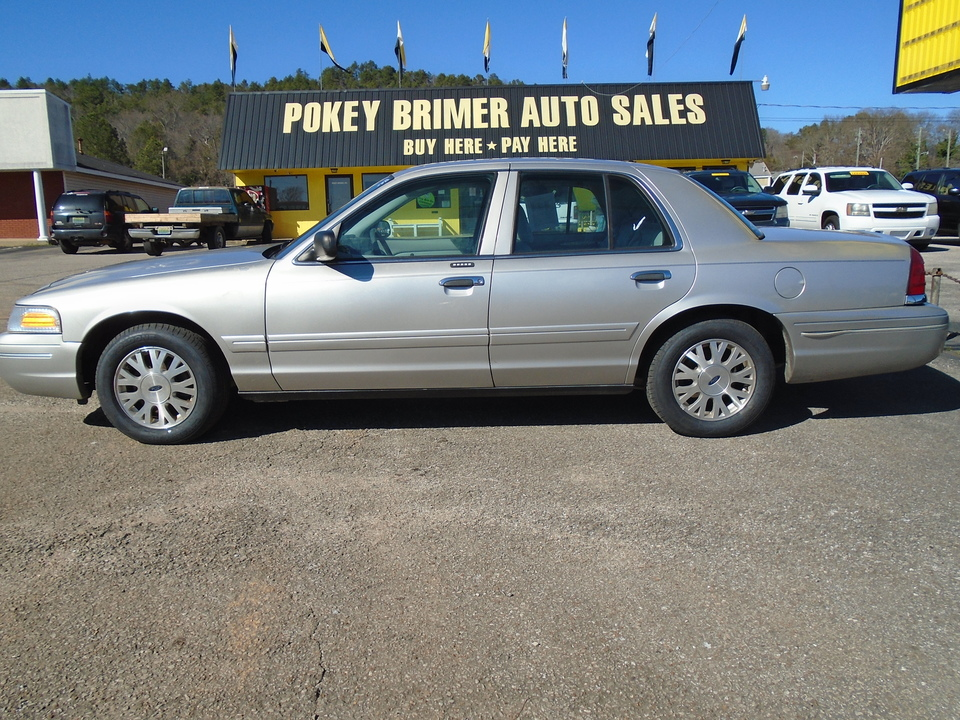 2003 Ford Crown Victoria  - 7420  - Pokey Brimer