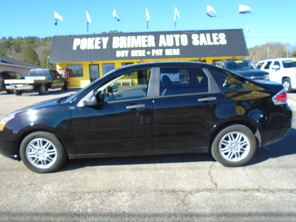 2010 Ford Focus  - 7470  - Pokey Brimer