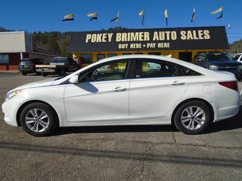 2011 Hyundai Sonata  - 7462  - Pokey Brimer