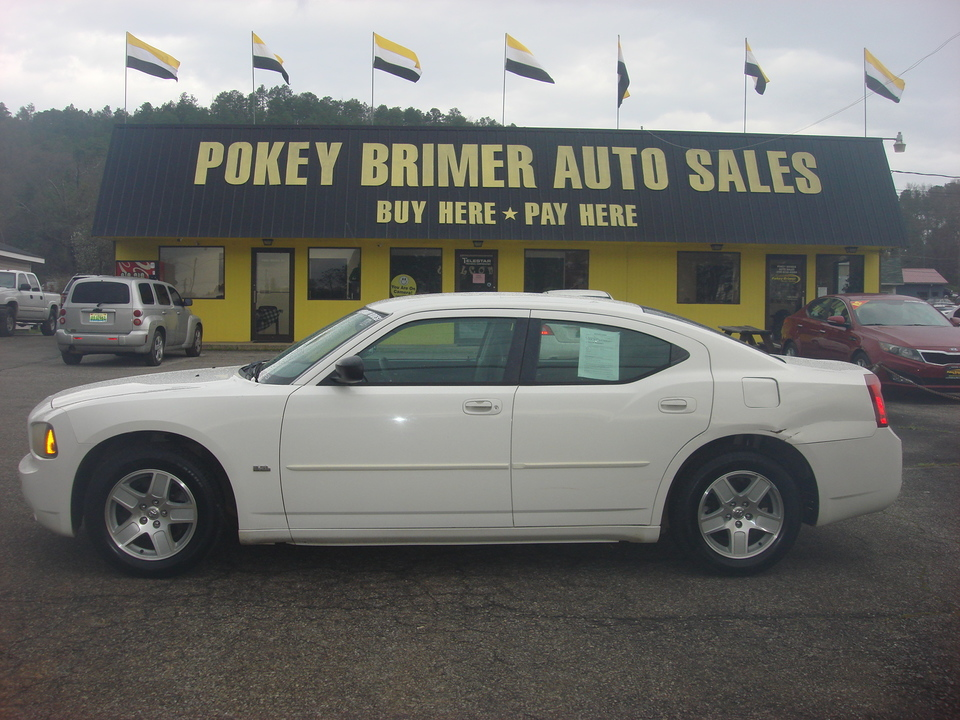 2007 Dodge Charger  - 6835  - Pokey Brimer