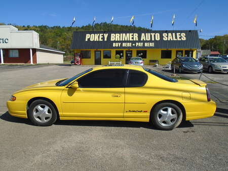 2002 Chevrolet Monte Carlo  for Sale  - 7444  - Pokey Brimer