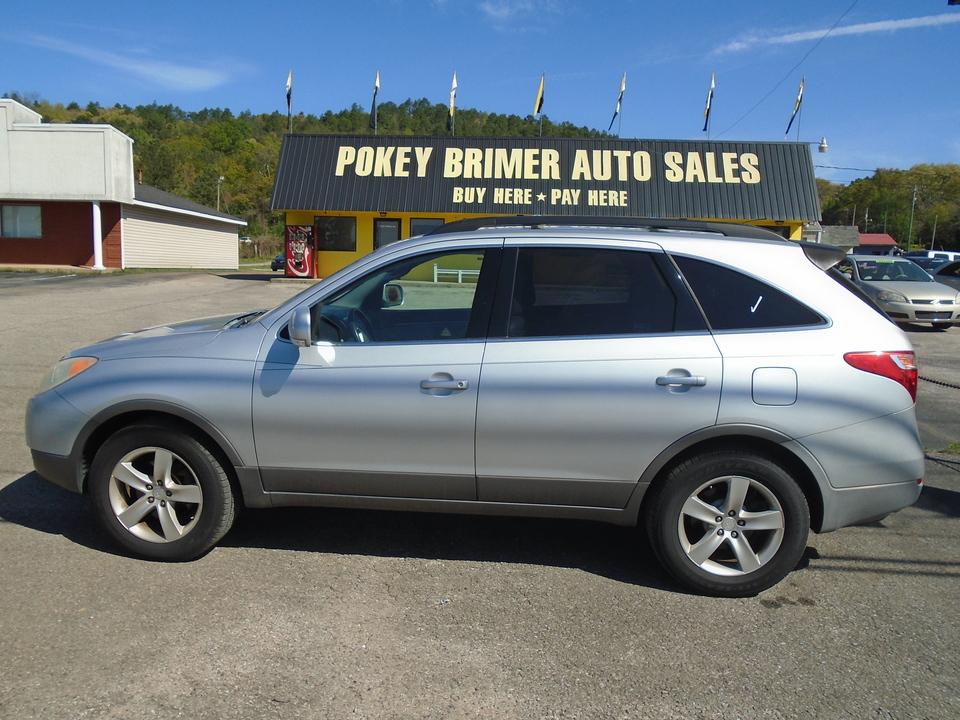 2007 Hyundai Veracruz  - 7465  - Pokey Brimer