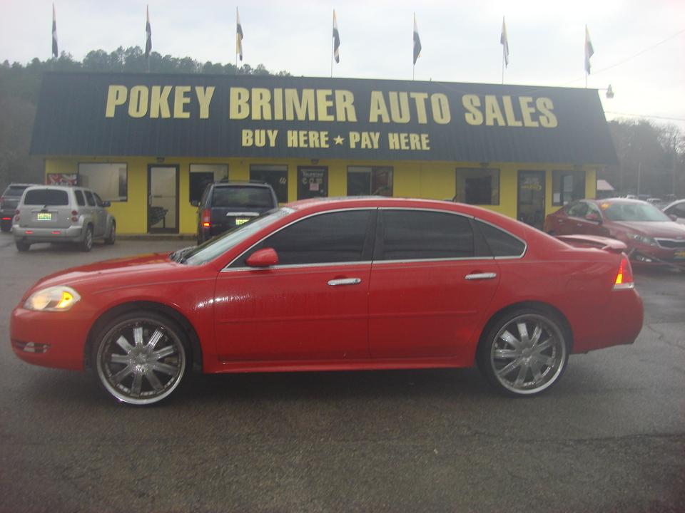 2013 Chevrolet Impala  - 6685  - Pokey Brimer