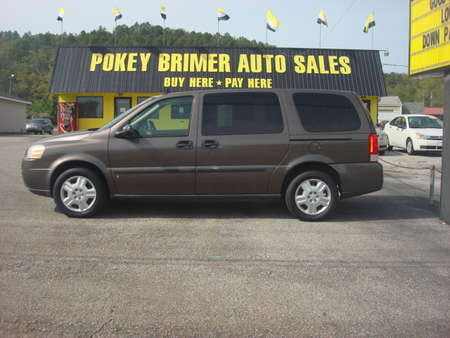 2008 Chevrolet Uplander  for Sale  - 6575  - Pokey Brimer