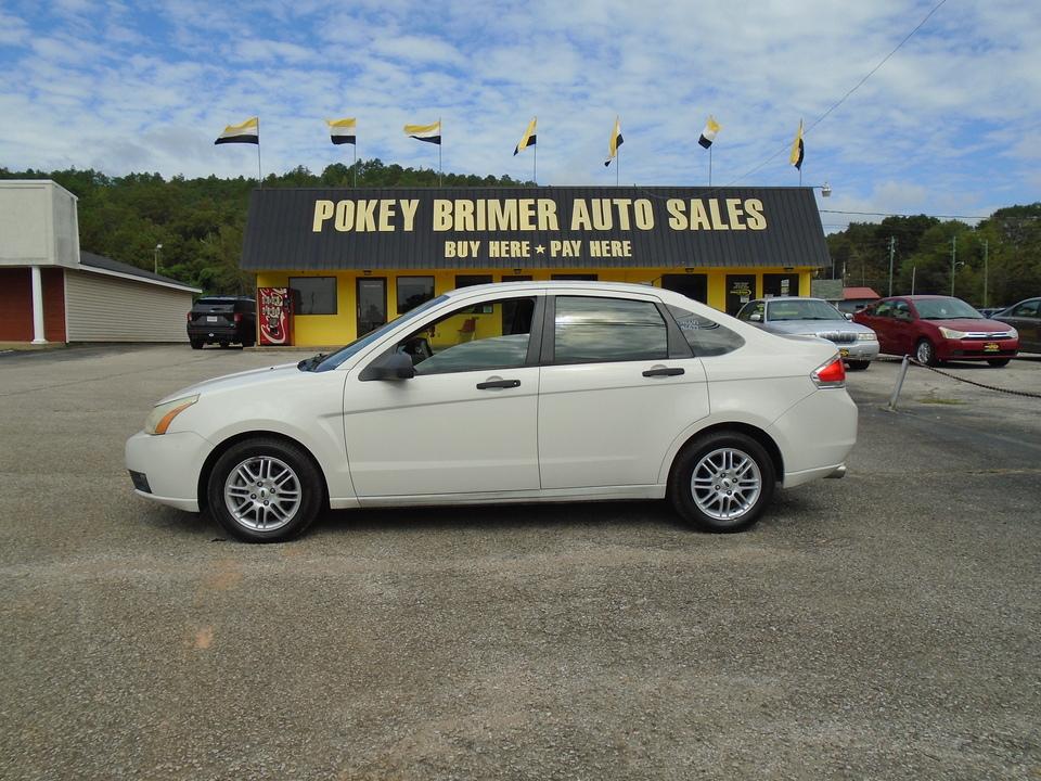 2011 Ford Focus  - Pokey Brimer