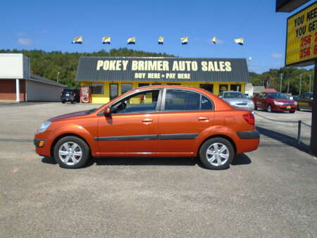 2008 Kia Rio  for Sale  - 7292  - Pokey Brimer